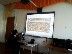 Презентация корейского Бадук в Саха-Якутии